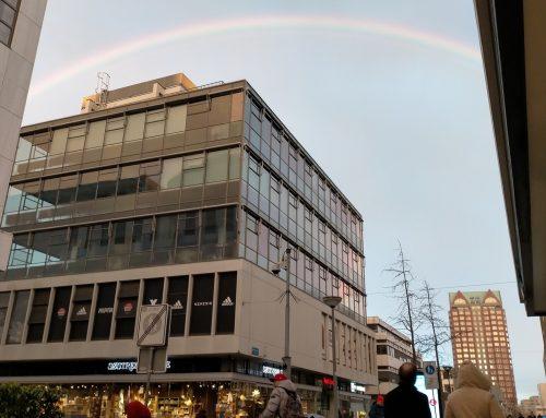 Gods trouw over Rotterdam