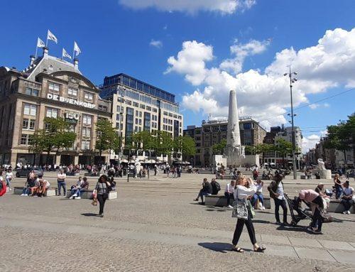 Evangelieverkondiging Amsterdam