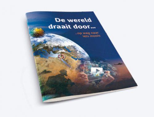 Evangelisatiebrochure het Zoeklicht